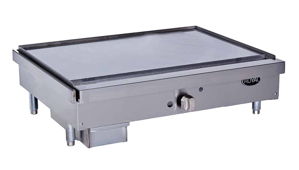 Teppanyaki Griddles Royal Range Of California - Teppan table